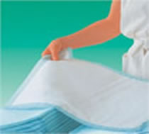 Vlesia Bed Sheet 60 x 60 Fluff Bed Sheet x 100 White Backing Not Blue