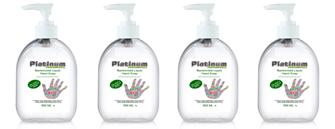 Anti Bacterial Hand Soap (4 x 500ml)