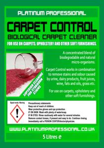 Carpet Control