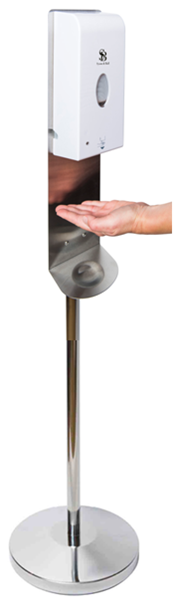 Touch Free Automatic Hand Sanitiser Dispenser