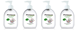 Anti Bacterial Hand Soap (4 x 500ml)