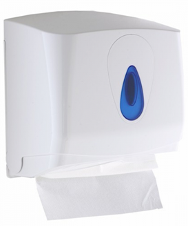 Hand Towel Dispenser - Holds up to 300 towels - Easy to Refill